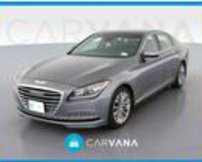 2016 Hyundai Genesis Gray, 36K miles