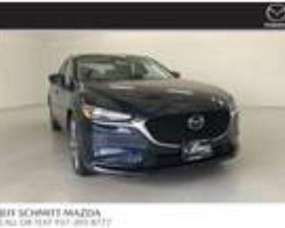 2018 Mazda MAZDA 6 Blue, 14K miles