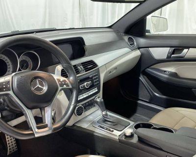 2013 Mercedes-Benz C-Class C 250