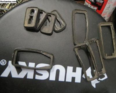 various original door handle seals