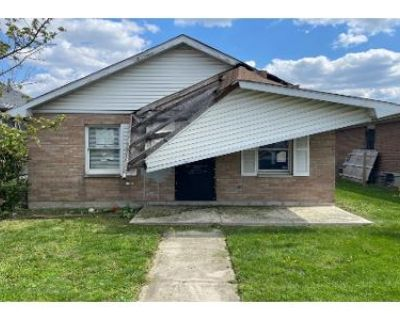 2 Bed 2 Bath Preforeclosure Property in Dayton, OH 45404 - Valley St