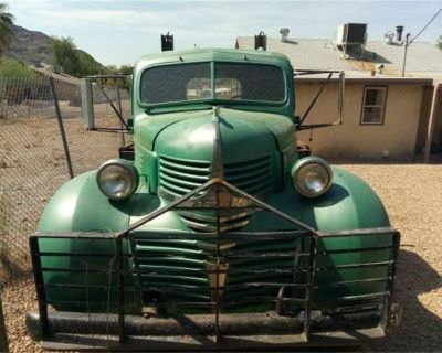 1940 Dodge Flatbed Truck