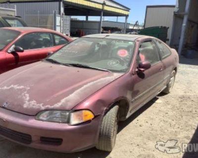 1993 Honda Civic