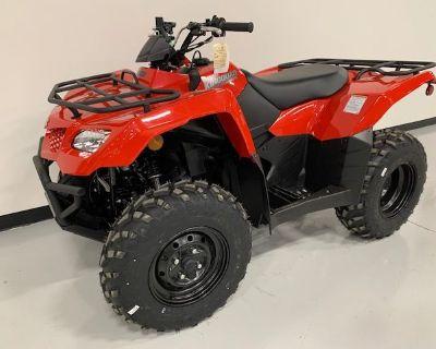 2021 Suzuki KingQuad 400FSi ATV Utility Brilliant, OH