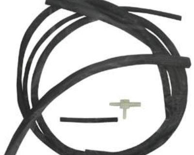 64-65-66 Mustang Windshield Washer Hose Kit , Usa Made