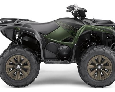 2021 Yamaha Grizzly EPS XT-R ATV Utility Lafayette, LA
