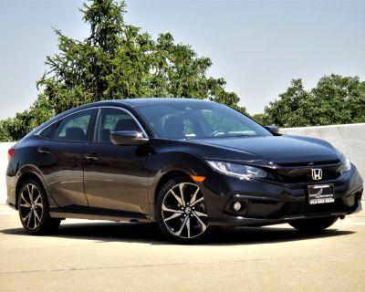 2019 Honda Civic EX Honda Sensing Sedan CVT