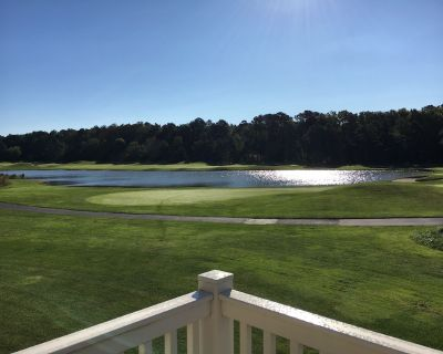 Golf course front home - 4 Bedrooms/3 full baths - 8 separate beds - Ocean Pines