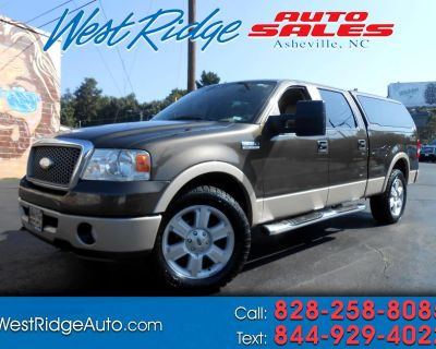 """Used 2008 Ford F-150 4WD SuperCrew 150"""" Lariat"""