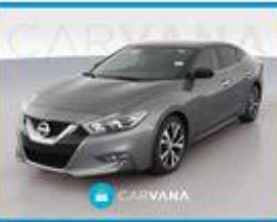 2017 Nissan Maxima Gray, 44K miles