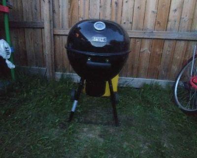 BBQ Wood/Charcoal (GUC)