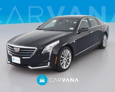 2017 Cadillac CT6 Luxury