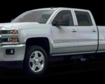 2015 Chevrolet Silverado 2500HD LTZ Crew Cab Long Box 4WD (alt)