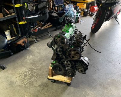 1.6D Engine w/ 5-Spd and Turbo Setup - Located in SoCal