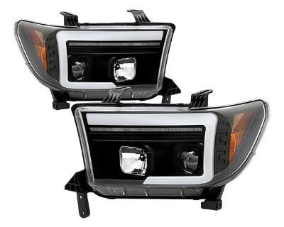 Hot Spyder Release - Apex Series LED Projector Headlights