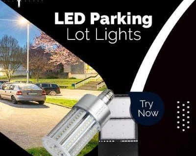 Buy Now LED Parking Lot Lights For Parking Lights