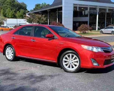 Used 2013 Toyota Camry Hybrid 4dr Sdn
