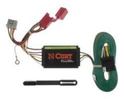 Curt 56161 T-connector 05-10 Honda Odyssey Trailer Camper Rv