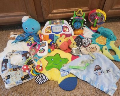 Baby Toy Lot!
