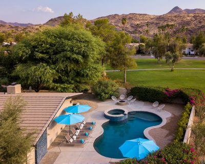 Brentwood Pool House at Tahquitz Creek Golf Resort - Gorgeous New Listing! - Palm Springs