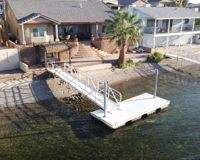 River front 3BD/2BA with private dock - Bullhead City