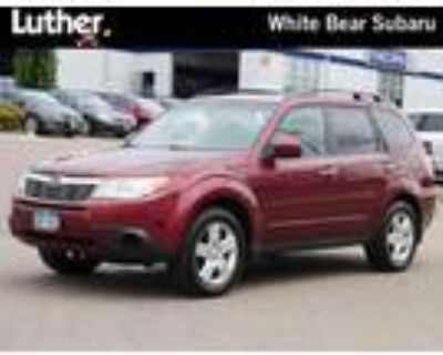 2009 Subaru Forester Red, 180K miles