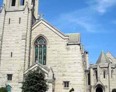 Chapel in Historic Dupont Church, Washington, DC