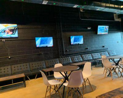 Sleek Lounge with High Ceilings, Springfield, VA
