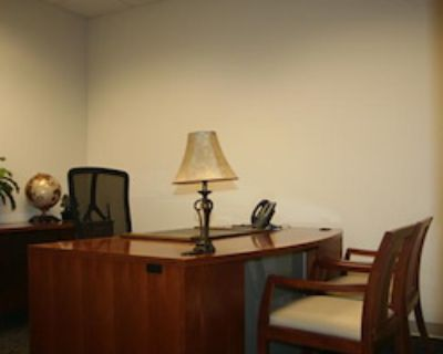 Private Office for 3 at Office Space & Solutions Virginia Beach