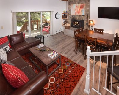 Family Friendly Townhome - Steps to Free Bus Stop, Donovan Park and bike path! - Vail