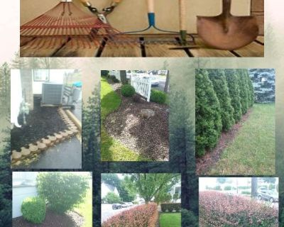 Outdoor Jobs Wanted