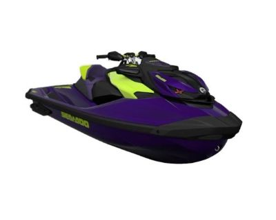 2021 Sea-Doo RXP -X 300 IBR & Sound System Midnight Purple