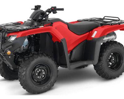 2021 Honda FourTrax Rancher 4x4 EPS ATV Utility Sacramento, CA