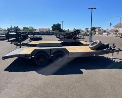 "2022 MAXXD TRAILERS 18' x 83"" 7K Carhauler Trailer - Utility Paso Robles, CA"
