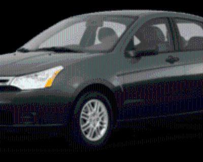 2011 Ford Focus SEL Sedan