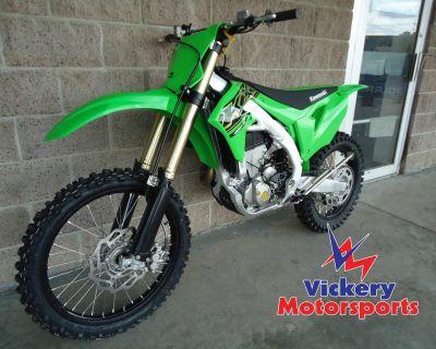 2021 Kawasaki KX 450X Motorcycle Off Road Denver, CO