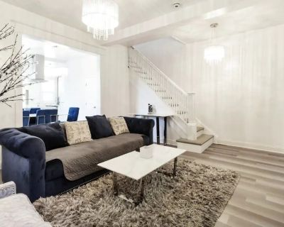 Luxe Modern Townhome in the Heart of DC (CDC Safe) - Brightwood Park