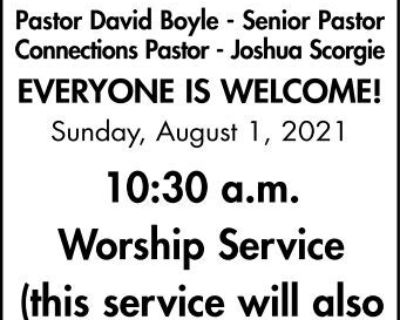LAKESIDE BAPTIST CHURCH Tran...