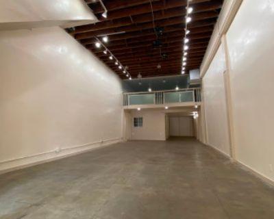 Unique Gallery - Storefront - Event Spaces + Film, Los Angeles, CA