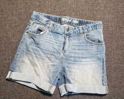 Cat & Jack Denim Shorts Sz XL (14-16)
