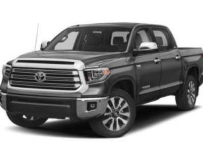 2019 Toyota Tundra Limited CrewMax 5.5' Bed 5.7L 4WD