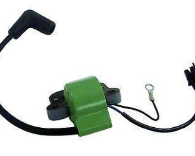 Johnson Evinrude Ignition Coil 9.9, 15, 40 Hp, Replaces 502880, 581407, 18-5196