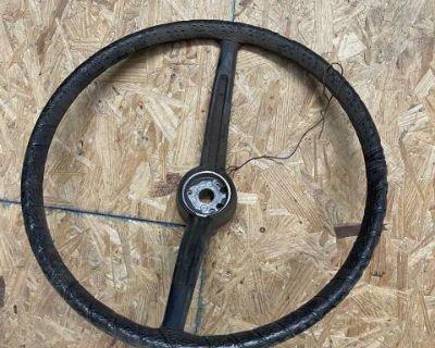 Standard Bug Steering Wheel