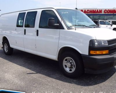 2020 Chevrolet Express Cargo Van Base
