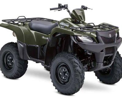 2014 Suzuki KingQuad 500AXi Power Steering ATV Utility Wilkes Barre, PA