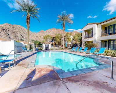 Uncompromising Spanish Villa w/ Shared Pools & Spa Access - 2BR - #65702 - La Quinta