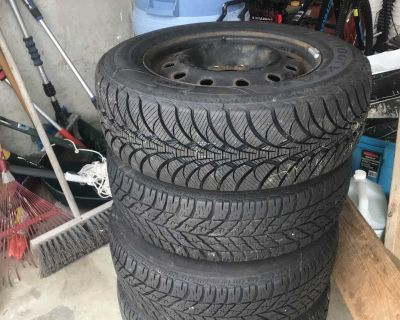 Size 16 tires and rims - 4