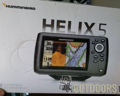 FS Helix 5 depth finder