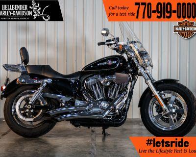 2011 Harley-Davidson Sportster 1200 Custom Sport Marietta, GA