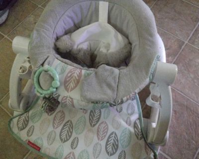 Fisher price portable baby chair